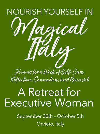 Magical Italy Retreat